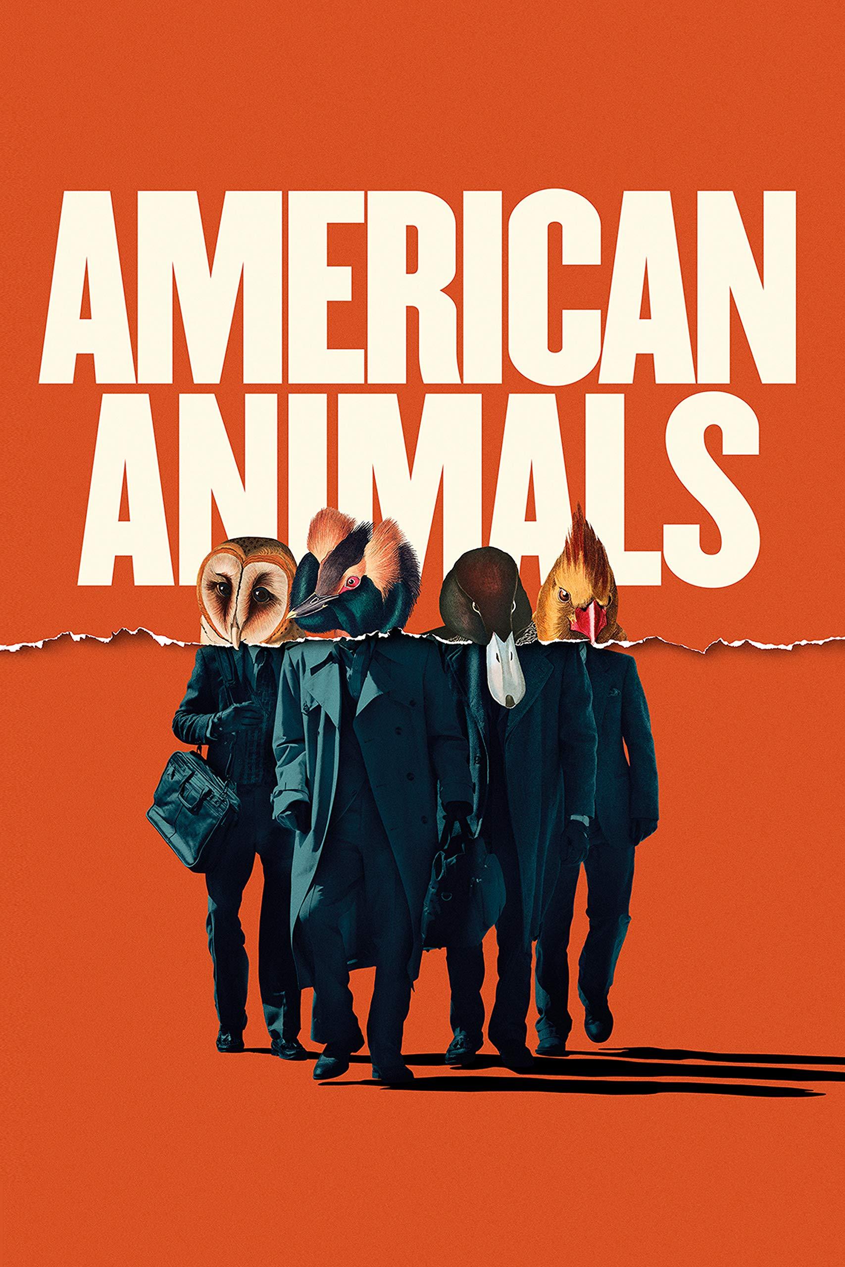 American Animals on Amazon Prime Video UK