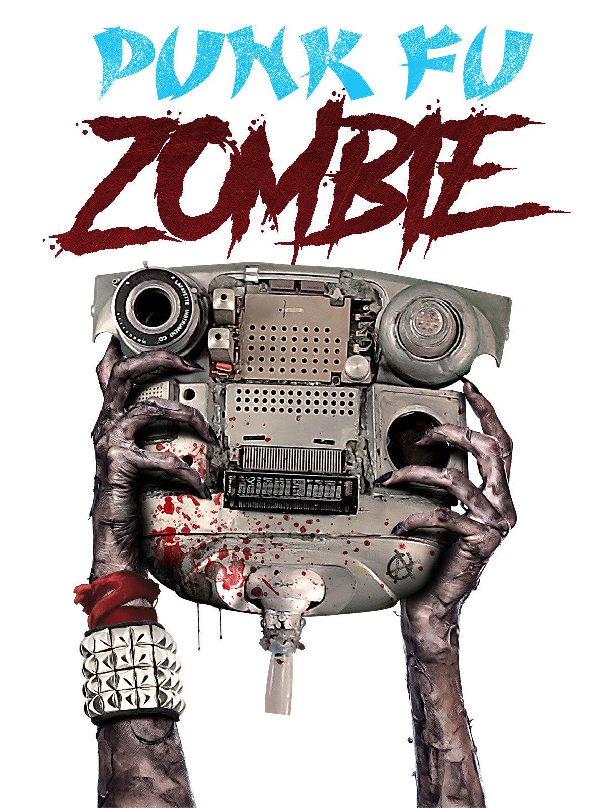 Punk Fu Zombie