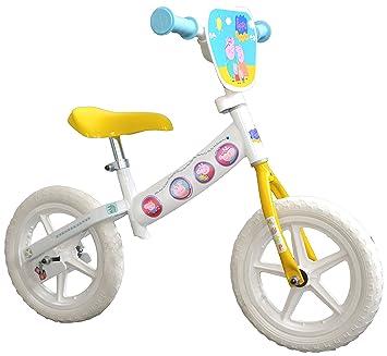 Dino Bikes - 140R-PIG - Draisienne pour enfant 10de 2 à 5 ans - Peppa Pig