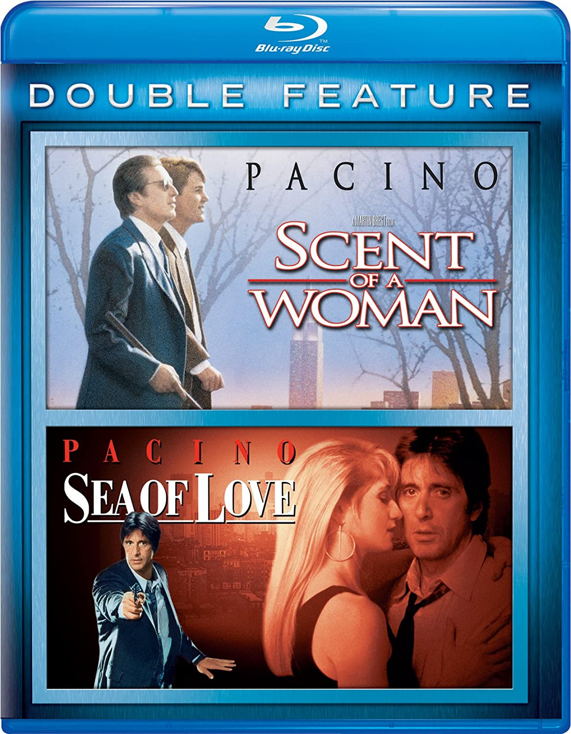 Double Feature Blu-ray