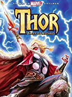 Thor Animated Movie: Tales Of Asgard [HD]