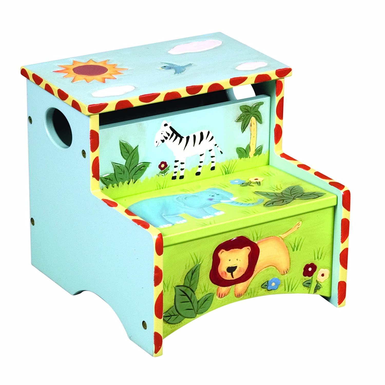 Choosing Top Quality Step Stool For Kids Became Easier