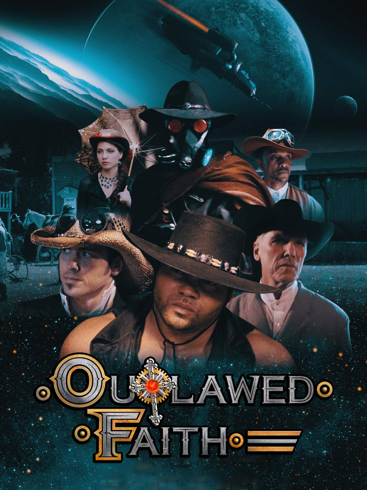 Outlawed Faith on Amazon Prime Video UK