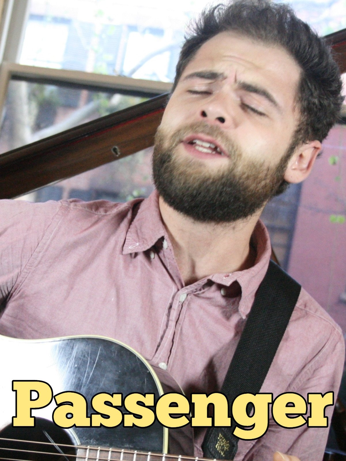 Passenger on Amazon Prime Video UK