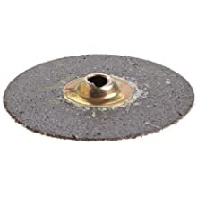 "3M Roloc Disc TSM 361F, Cloth, TSM Attachment, Aluminum Oxide, 2"" Diameter, 80 Grit (Pack of 50)"