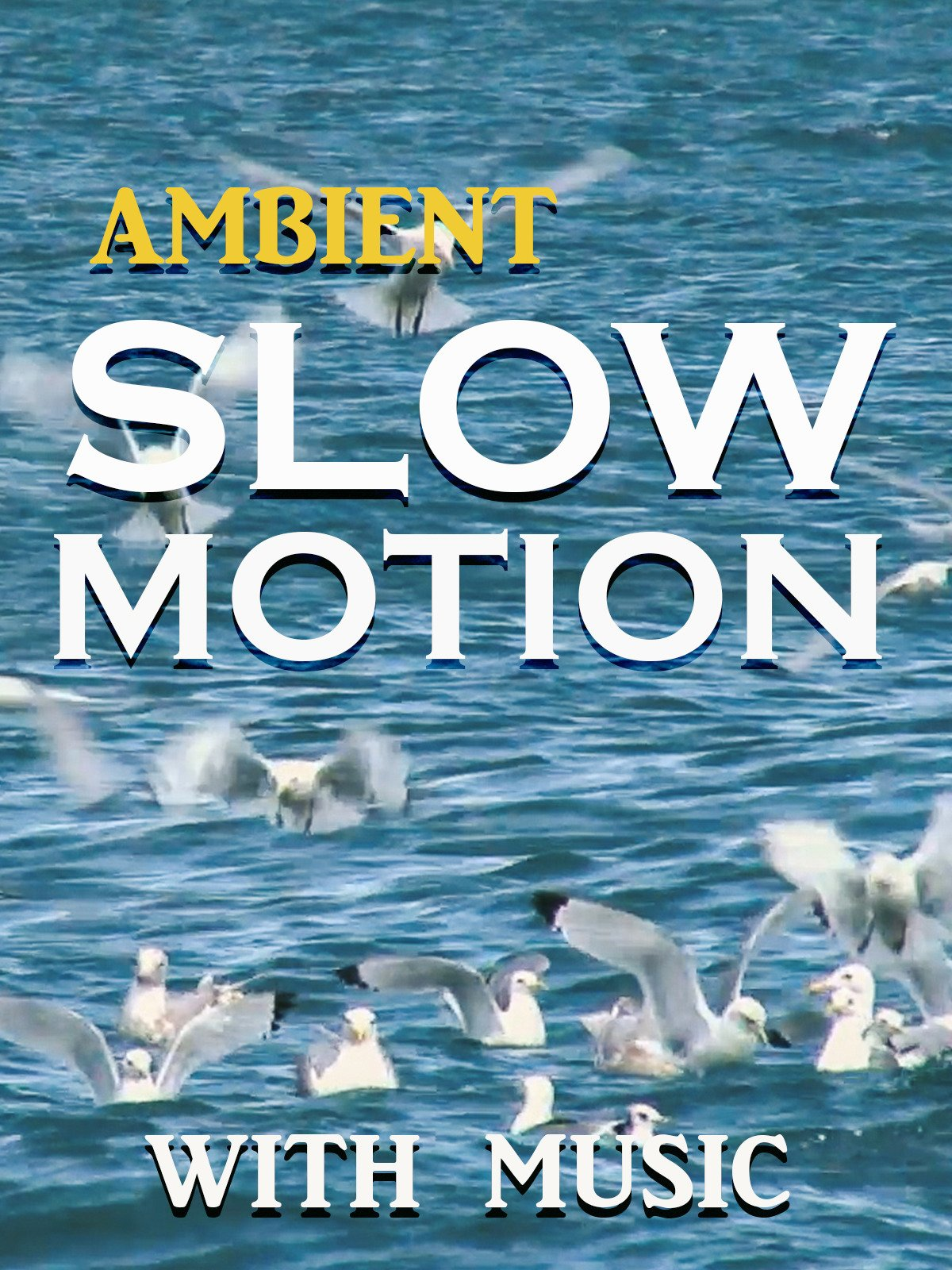 Ambient Slow Motion with Music