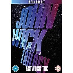 John Wick 1/2/3 Triple 2019