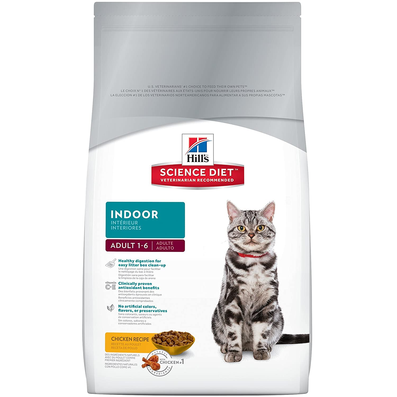 Best Dry Cat Food For Indoor Kittens