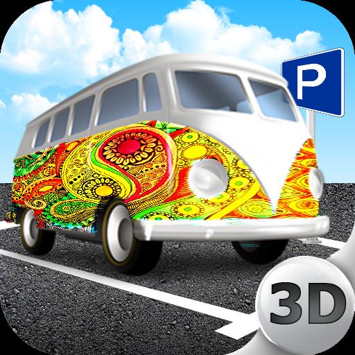Cartoon Parking 3D Free