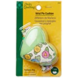 Dritz 3002 Heart Wrist Pin Cushion (1-Count) (Color: Colors Vary)