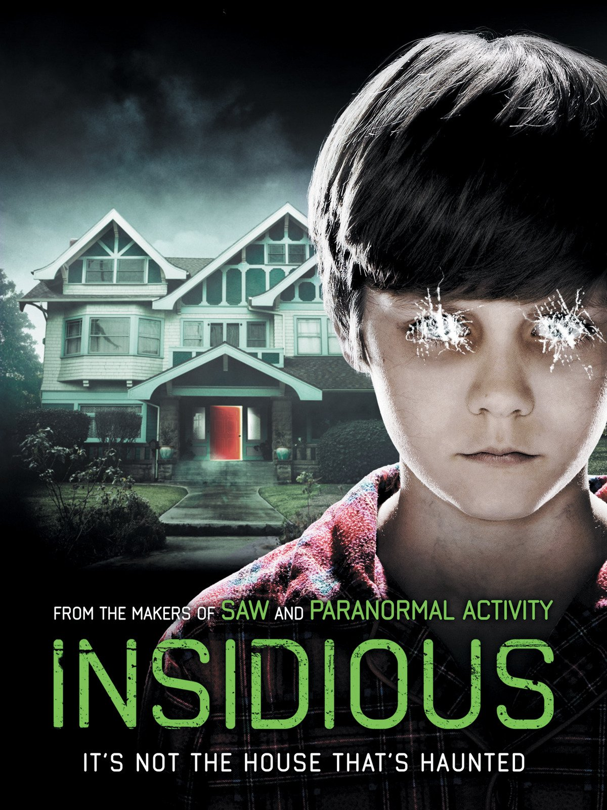Insidious on Amazon Prime Instant Video UK