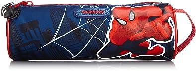【クリックで詳細表示】[アメリカンツーリスター] AMERICAN TOURISTER Disney SPIDERMAN PENCIL CASE JUNIOR / ディズニー スパイダーマン ペンケース 22S*41004 41 (スパイダーマン): シューズ&バッグ
