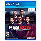 Pro Evolution Soccer 2018 - PlayStation 4 Standard Edition