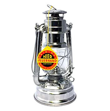 Elektrisch Petroleumlampe Sturmlaterne Retro Wand Outdoor Laterne LED