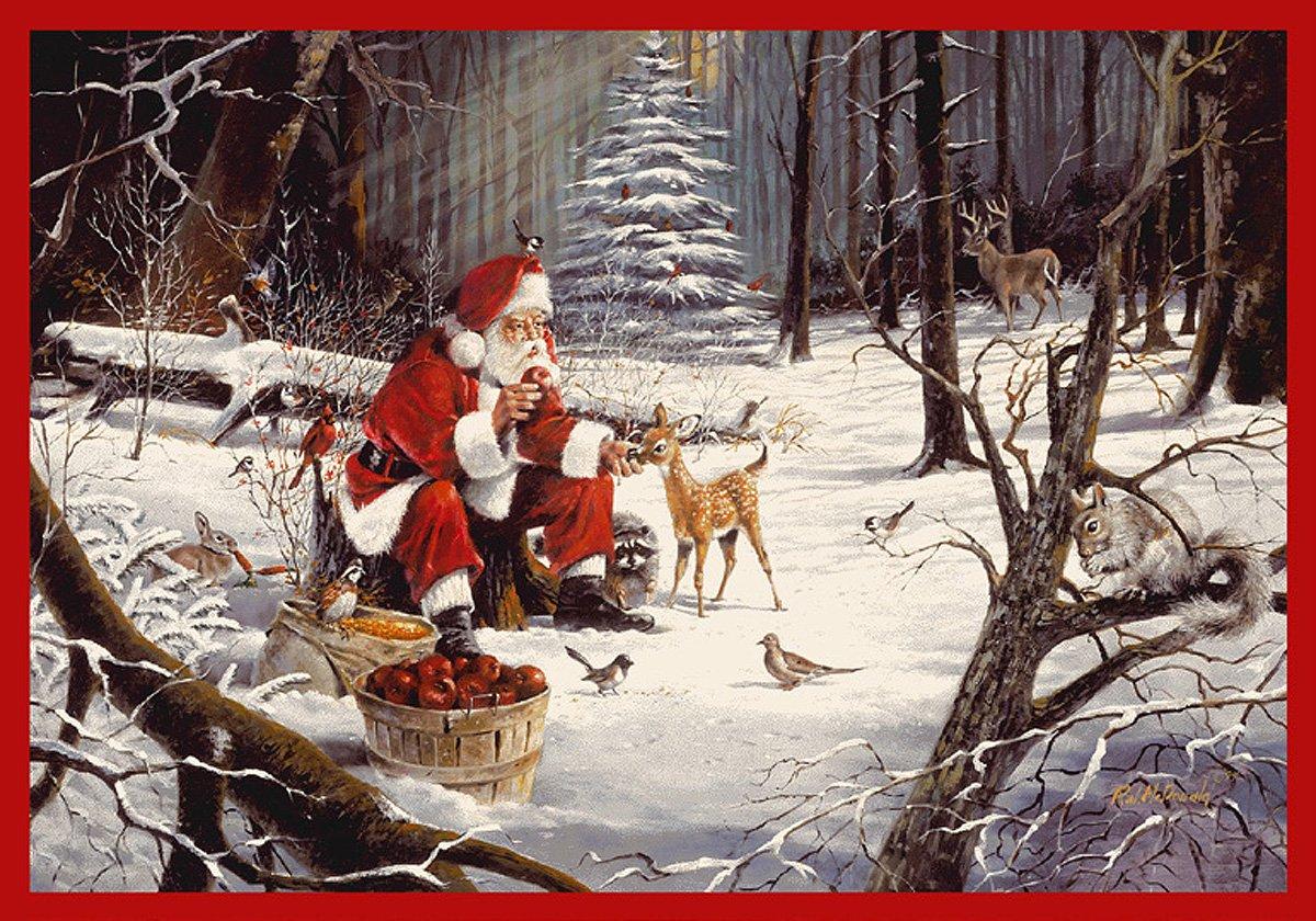 Christmas Rug Shop