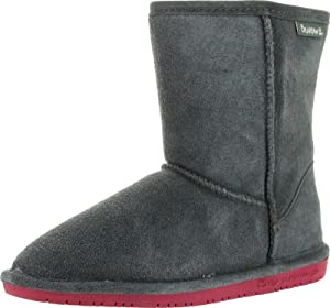 Image BEARPAW Emma Shearling Boot (Little Kid/Big Kid)