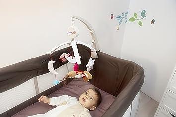 babymoov mobile musical pour lit parapluie etoiles. Black Bedroom Furniture Sets. Home Design Ideas