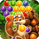 Pop The Fruit 2 : Puzzle Candy Bubble (Acorn to Catch) - from Panda Tap Mania Studios by Cobalt Play  (Mar 5, 2013)