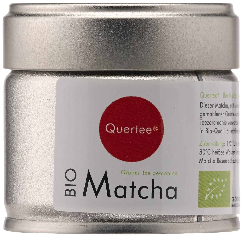 Japan Original Bio Matcha Tee - Premiumqualität für den Trinkgenuss, 1er Pack (1 x 30 g)
