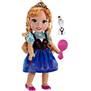 Disney Frozen Anna Toddler Doll