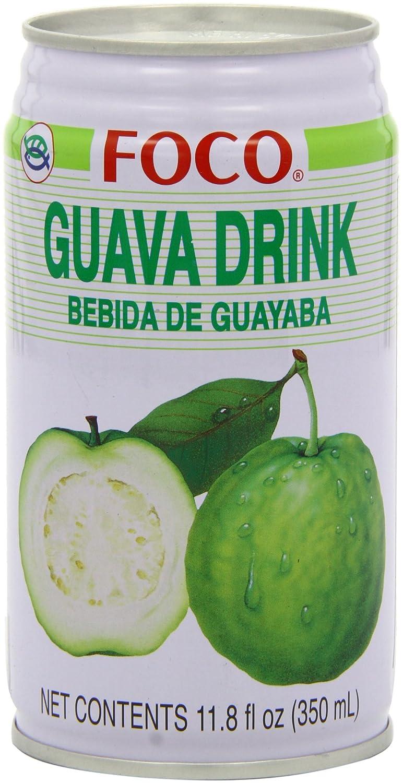 Guava Drink Foco Guava Drink 350 ml Foco Basil
