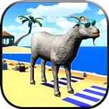 Goat Frenzy Simulator 2 : Beach Party