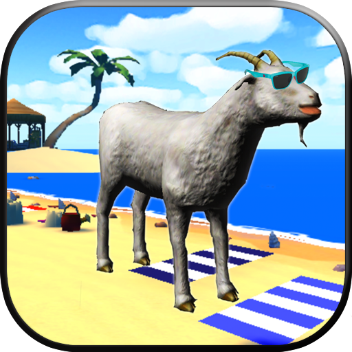 Goat Frenzy Simulator 2 : Beach Party (Farm Frenzy 2 compare prices)