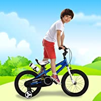 RoyalBaby Kids Freestyle Bike 12 inch, 14 inch, 16 inch BMX for Boys and Girls