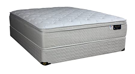 "Spring Air Rush 11"" Euro Top Mattress, King"