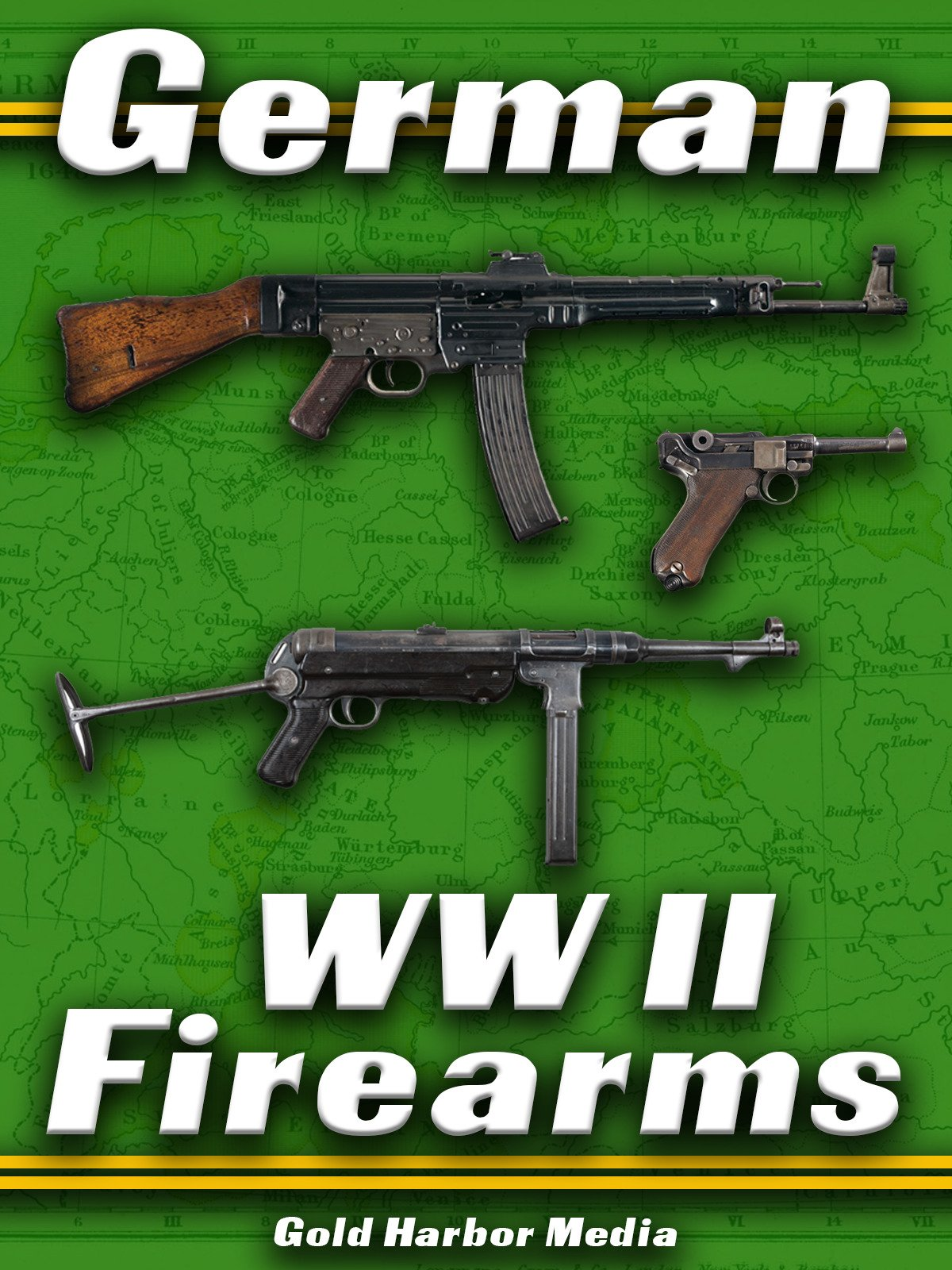 German WWII Firearms