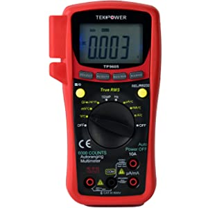 TekPower TP9605BT Wireless Multimeter