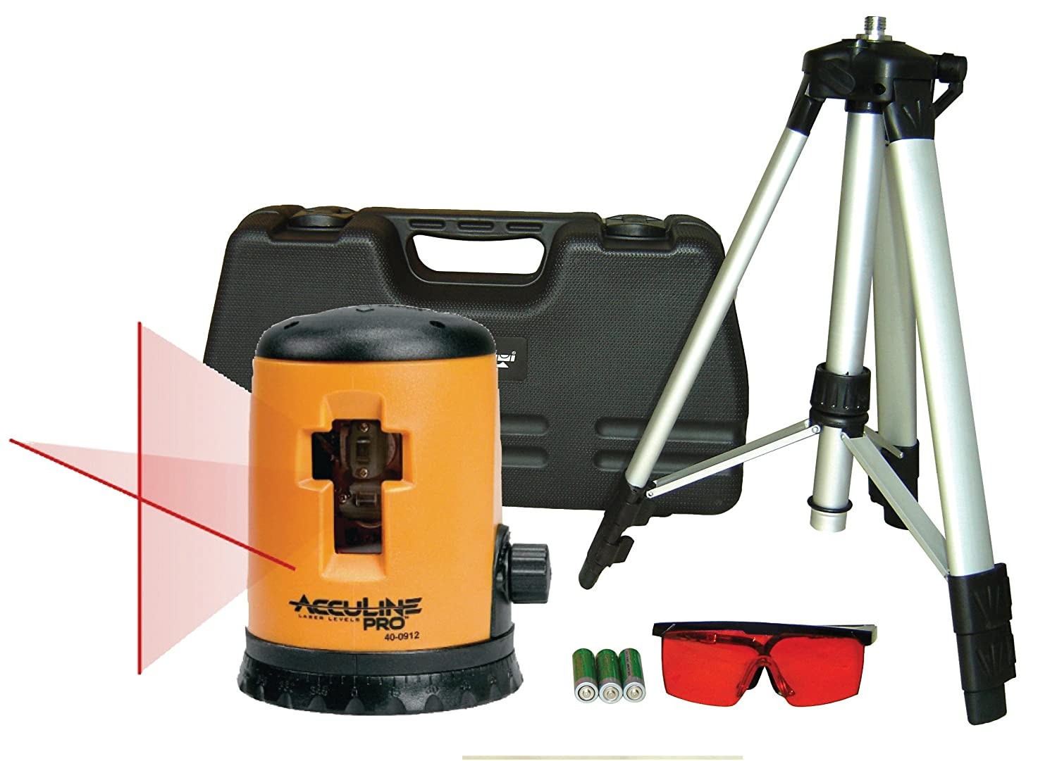 how to use a rotary laser level