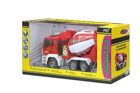 Jamara - 403706 - Maquette - Concrete Mixer - 3 Pièces