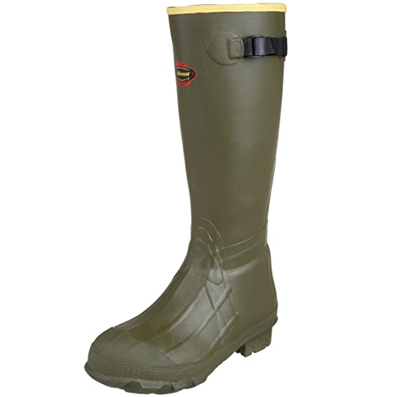 """Men's Classic LaCrosse 18"""" Burly Hunting Boot Clearance Sale"""
