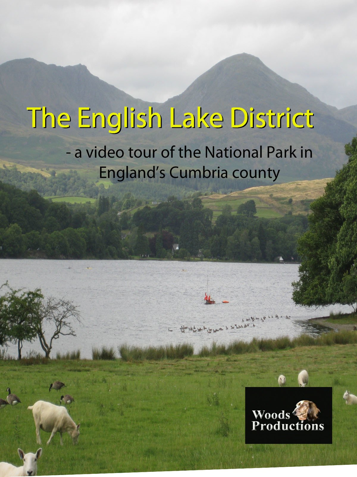 The English Lake District on Amazon Prime Instant Video UK