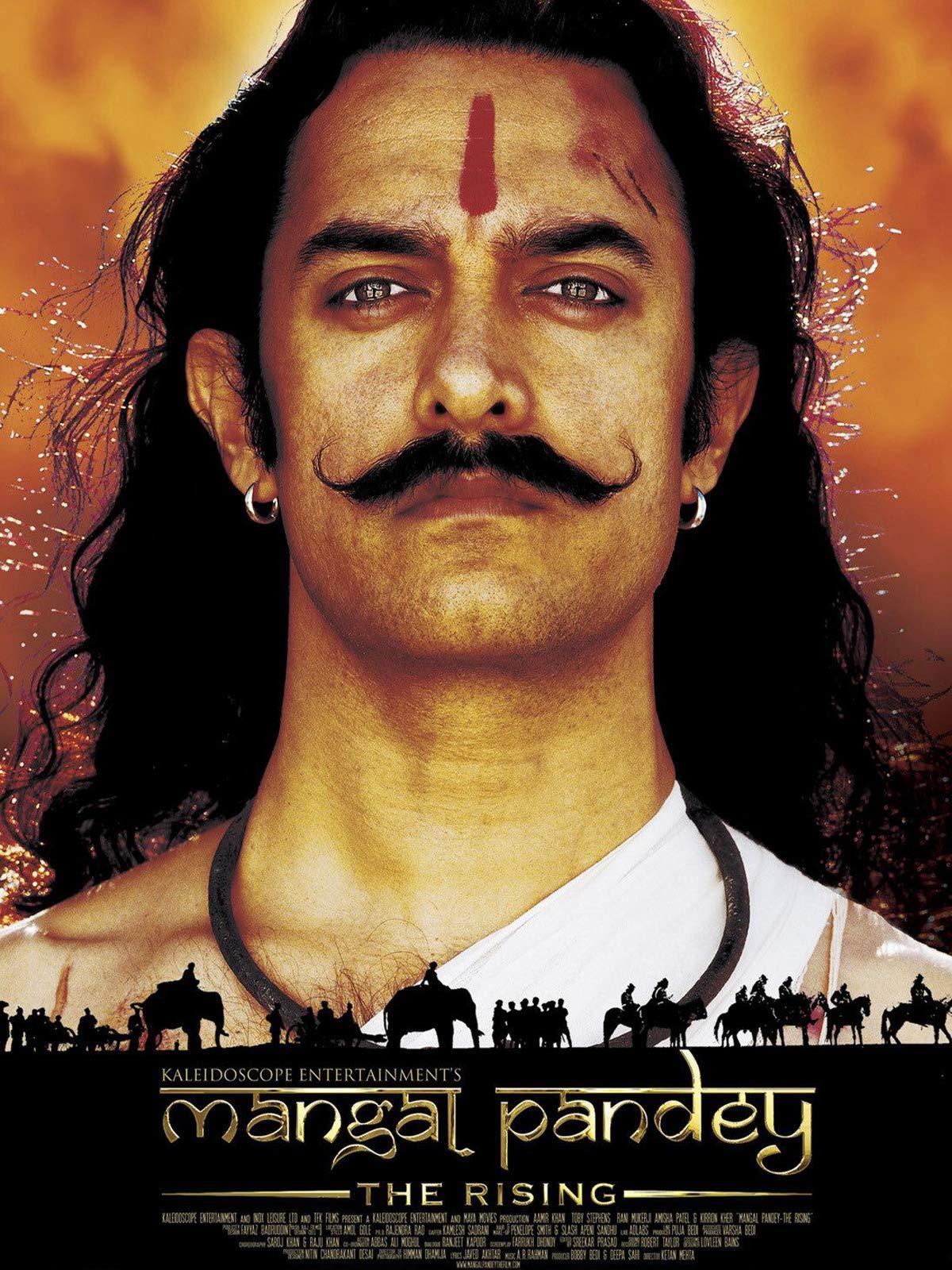 Mangal Pandey on Amazon Prime Video UK
