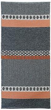 Fibre outdoor tapis pour la maison et le jardin, lavable motif savane :  gris, gris, 170 x 250 cm