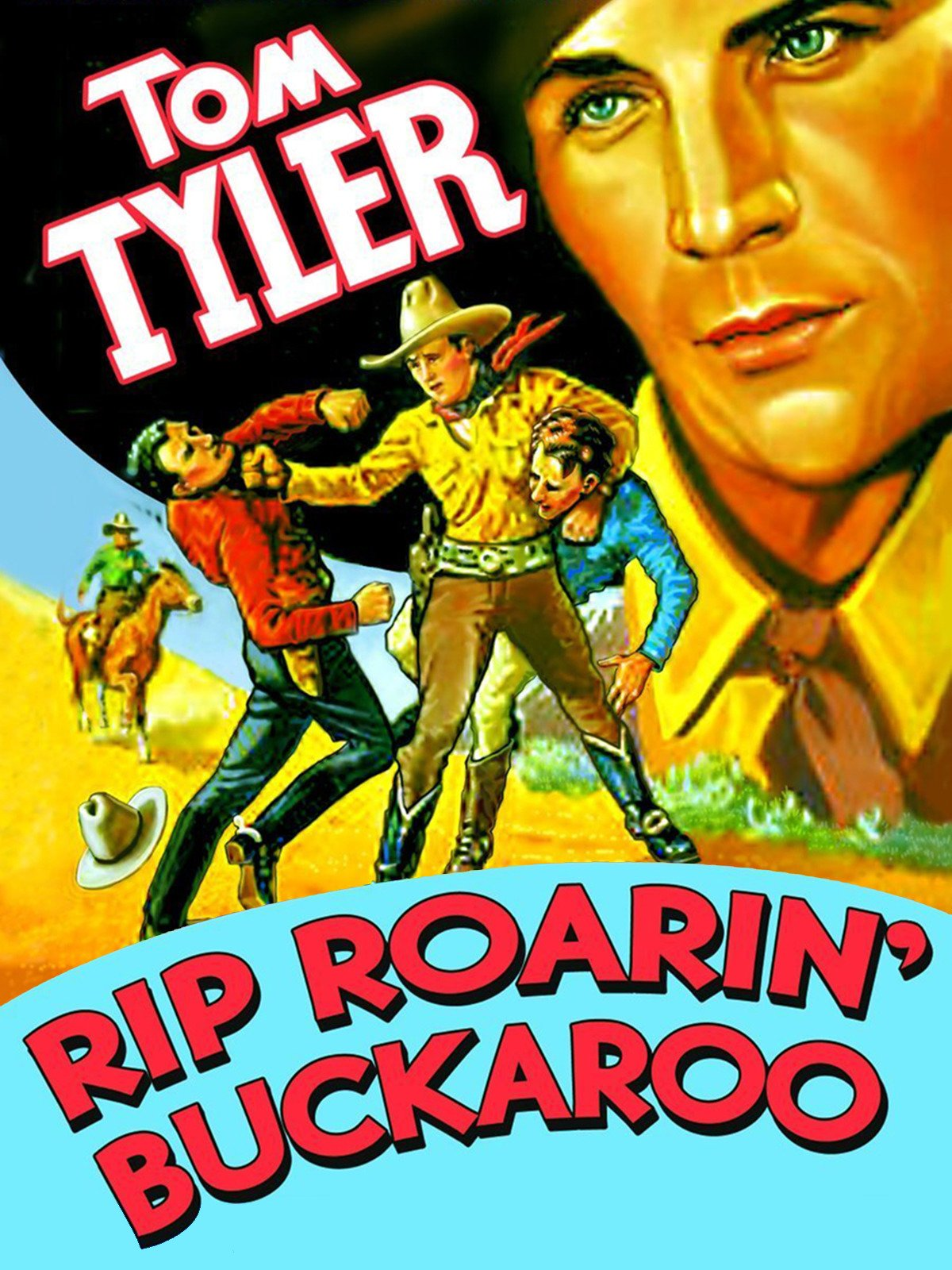 Rip Roarin' Buckaroo on Amazon Prime Instant Video UK