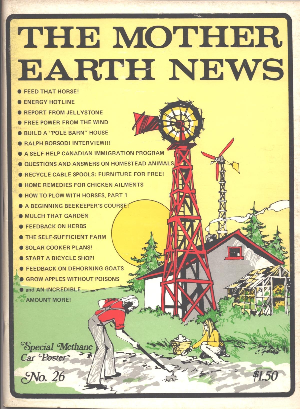 The Mother Earth News: No. 26, N/A