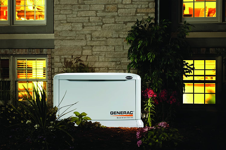 Generac Generator Reviews: Generac Generator 20 000 Watt Guardian  #C53706