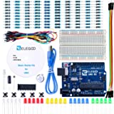 Elegoo EL-KIT-004 UNO Project Basic Starter Kit with Tutorial and UNO R3 for Arduino