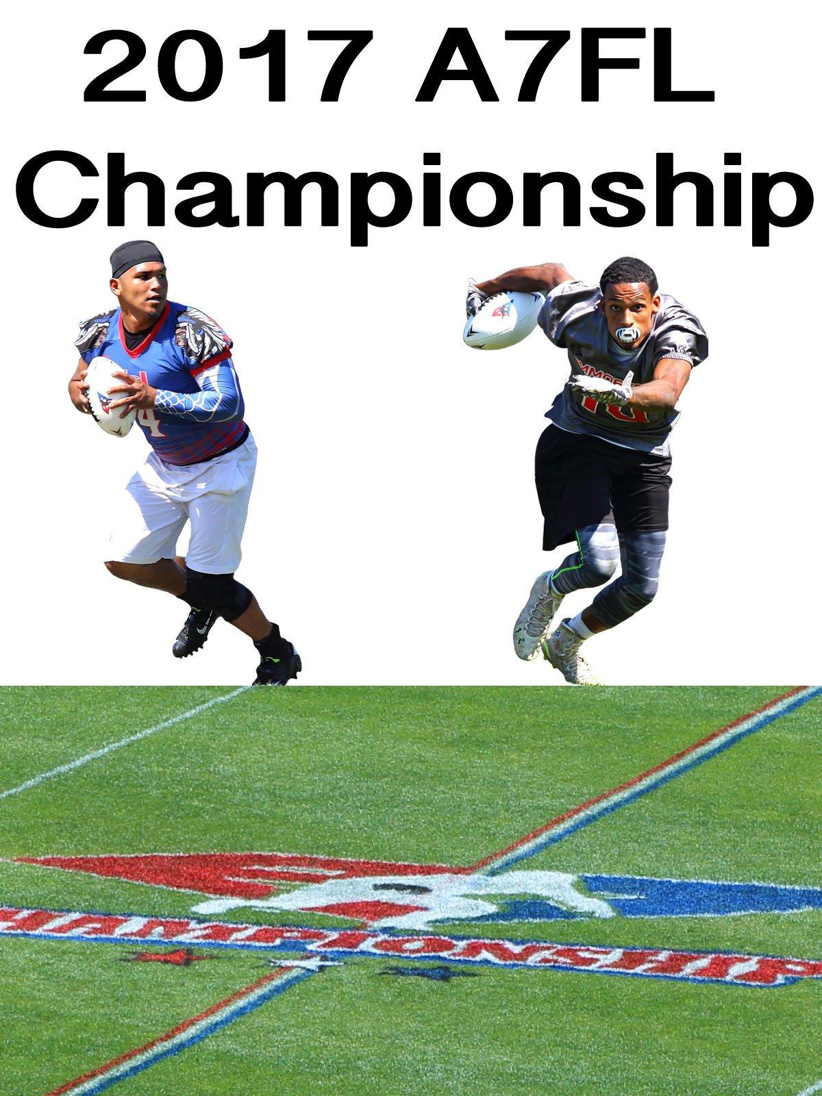 2017 A7FL Championship