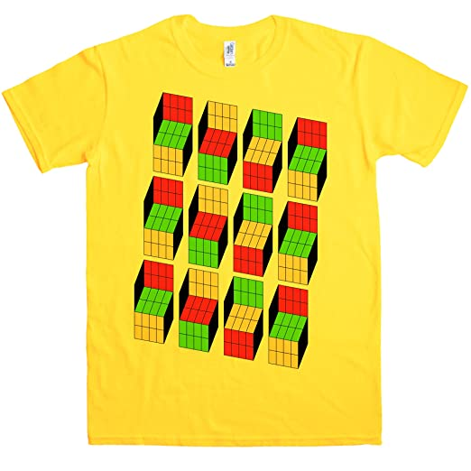 Optical Illusion T-Shirt by Refugeek Tees