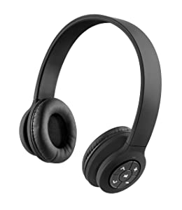 Jam Transit Bluetooth Headphone with Microphone   BlackCustomer reviews and more information