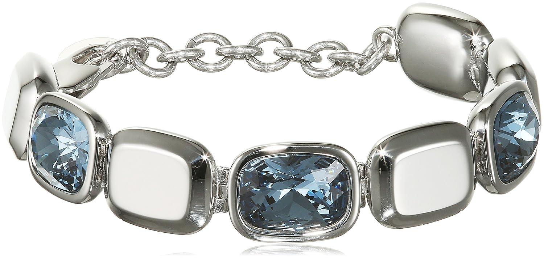 Dyrberg/Kern Damen-Armband 15/02 Tana Ss Blue Kristall blau 21.3 cm - 337631