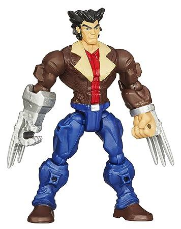 Marvel Super Hero Mashers Marvel's Wolverine Figure - B0692