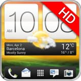 HTC Sense 4 HD APEX Launcher Theme