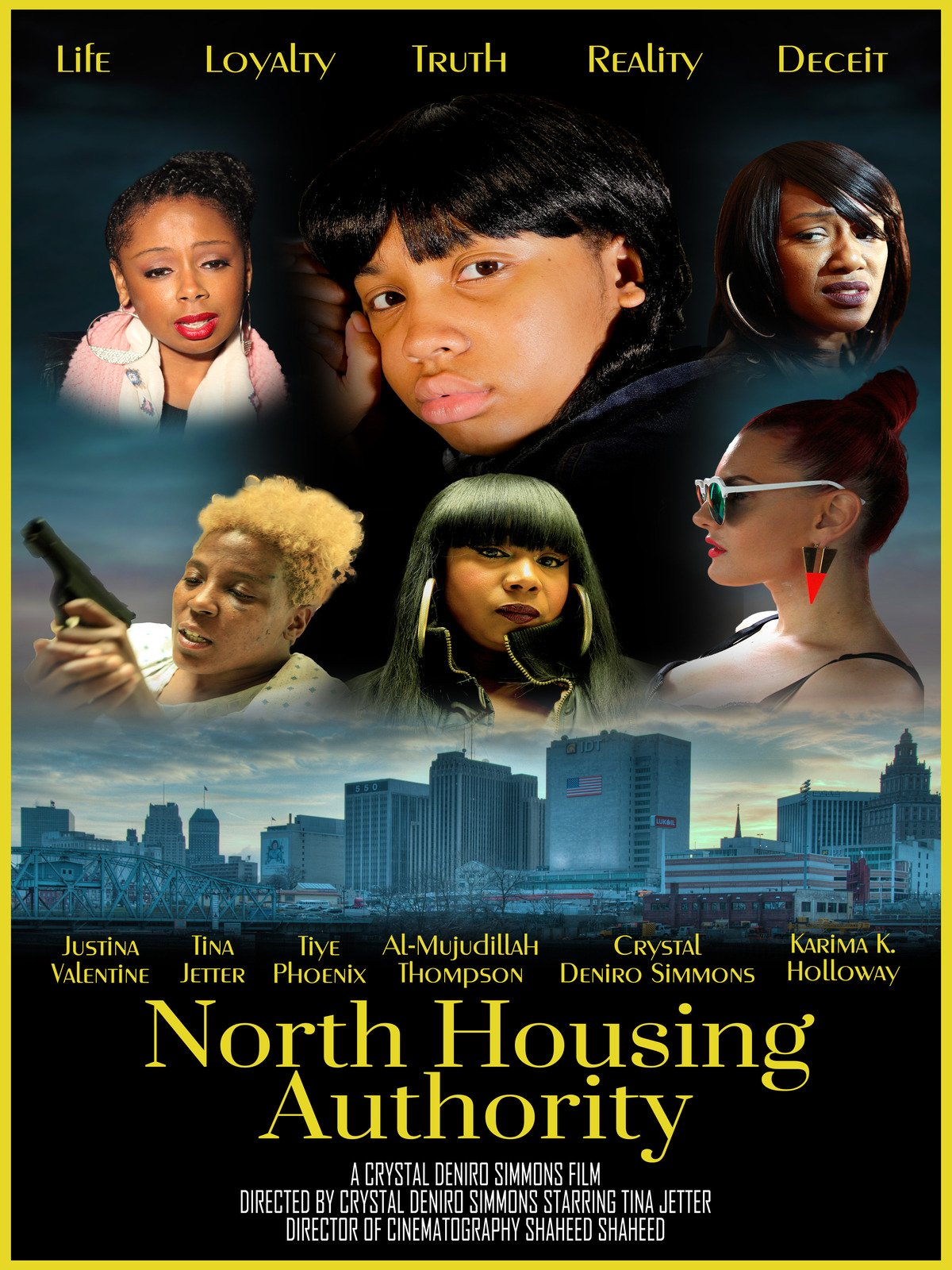 North Housing Authority on Amazon Prime Instant Video UK