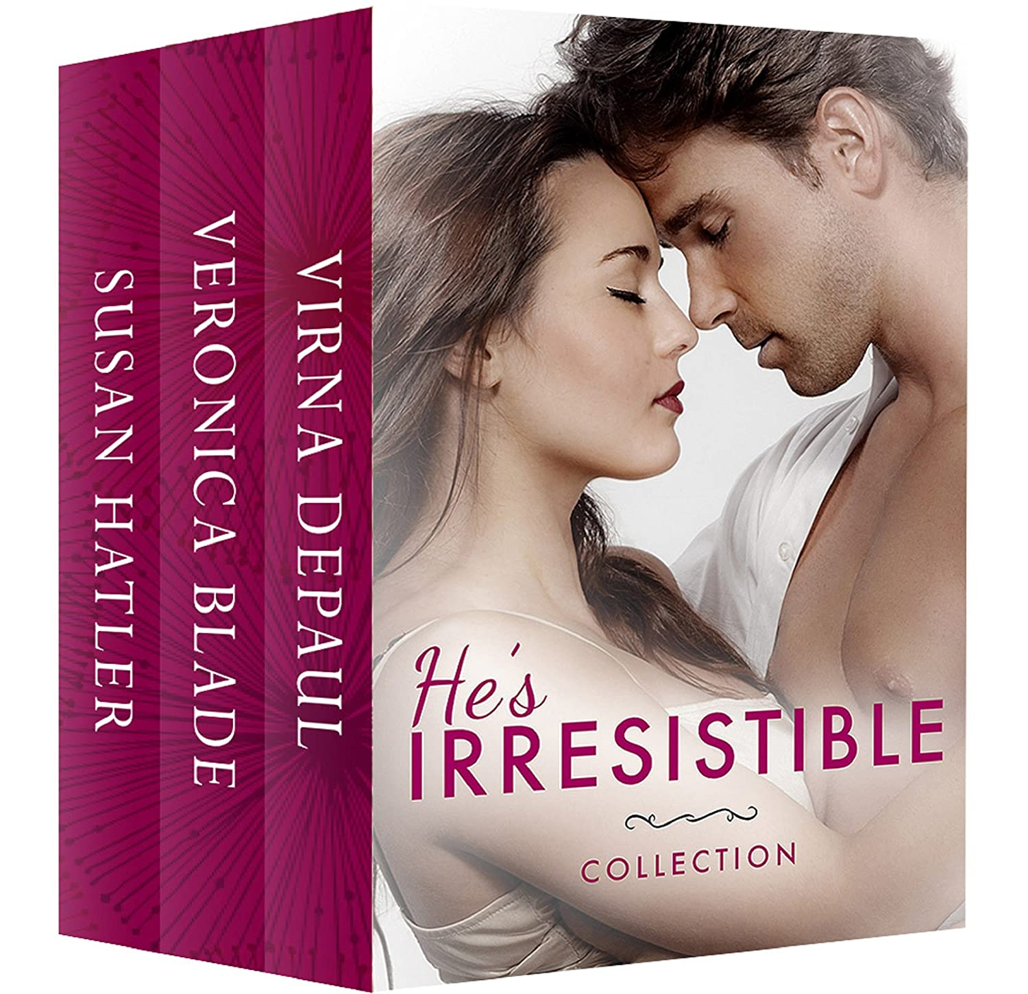 He's Irresistible: Contemporary Romance Boxed Set by Susan Hatler