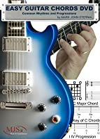 Easy Guitar Chords Video Common Rhythms and Progressions